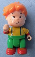 Kleine Caillou Figur 2009 - Beweglich - Playmobil