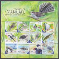 2012Vanuatu1464-1475KLBirds64,00 € - Marine Web-footed Birds