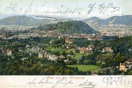 Autriche - Graz Von Der Hilmwarte - Graz