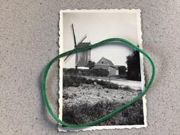 Heist  Heyst Le Moulin Photo D'époque 1934 - Heist