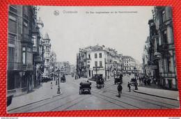 OOSTENDE -  OSTENDE  -  De Van Iseghemlaan En De Koninklijkestraat - Oostende