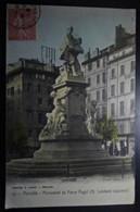 A41  FRANCE CPA MARSEILLE - MONUMENT DE PIERRE PUGET - Altri