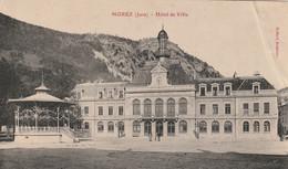 (VIL) JURA , MOREZ  Hotel De Ville - Morez