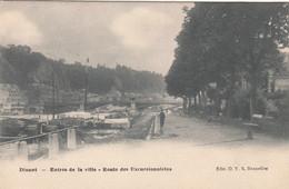 DINANT, Entrée De La Ville, Route Des Excursionnistes - Dinant