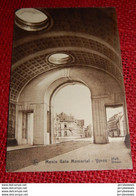IEPER  -  YPRES  -  Menin Gate Memorial - Hall - Dôme - Ieper