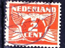 Niederlande Netherlands Pays-Bas - Fliegende Taube (MiNr: 147) Bzw. (NVPH 145) 1924 - Gest Used Obl - Usati