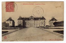 Cpa N° 2 BRIENNE LE CHATEAU Façade Est Du Château - Non Classés