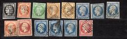 LOT De Timbres FRANCE Avant 1900, Très Forte Cote - Collections (without Album)