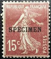 FRANCE Timbre Cours D'instruction N°189-CI 1 Neuf* - Corsi Di Istruzione