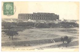 CPA Tunisie - 113. EL DJEM - Le Colisée, Vue Générale - ND Phot - Tunisie