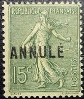 FRANCE Timbre Cours D'instruction N°130-CI 1 Neuf* - Corsi Di Istruzione
