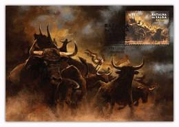 Portugal & Maximum Card, 440 Years Of Salga Battle, Terceira Island, Azores 1581-2021 (77761) - Other