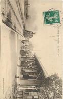 CAMP DE MAILLY LA GARE ARRIVEE DU TRAIN - Mailly-le-Camp