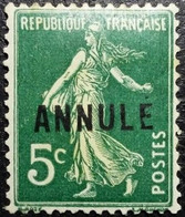 FRANCE Timbre Cours D'instruction N°137-CI 1. Neuf* Bon Centrage. - Corsi Di Istruzione