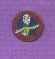 RARE   PINS PIN'S GUIGNOL MARIONNETTES DU CHAMP DE MARS PARIS   EGF  M417 - Comics