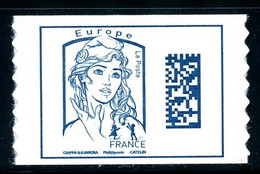 France - 2016 - Autoadhésif - Marianne De Ciappa Et Kawena Datamatrix - NEUF - No AA1216 - Cote 7,50 € - Sellos Autoadhesivos