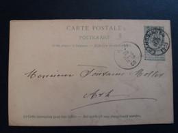Belgique  Oblitération Ecaussines Sur EP N°23 - AK [1871-09]