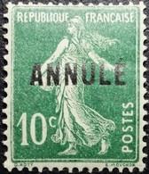 FRANCE Timbre Cours D'instruction N°159-CI 1/2 ???. Neuf*. Très Bon Centrage... - Corsi Di Istruzione