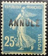 FRANCE Timbre Cours D'instruction N°140a-CI 1 Neuf* - Corsi Di Istruzione