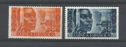 GUINEA  EDIFIL  309/10  MH  * - Guinea Española