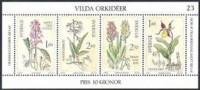 Zweden 1982 Blok Wilde Orchideeën PF-MNH - Ongebruikt