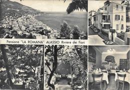 """PENSIONE """"LA ROMANA"""" - ALASSIO - Alberghi & Ristoranti"""