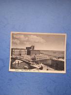 ITALIA-PUGLIA-TARANTO-PONTE GIREVOLE CHIUSO E CORSO 2 MARI-FG-1937 - Taranto
