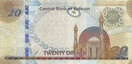 BAHRAIN P. 34 20 D 2016 UNC - Bahrain