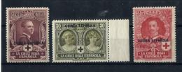 GUINEA **182/4 En Nuevo Sin Charnela. Cat.9,50 € - Guinea Española