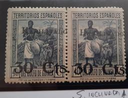 Guinea N251hz ( S Inclinada - Guinea Española