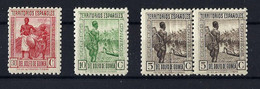 GUINEA *246/7-249 Nuevo Sin Charnela. Cat.23 € - Guinea Española
