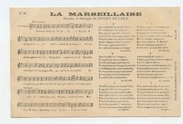 LA MARSEILLAISE, Hymne National Français ( 2 Scans ) - Altri