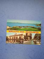 ITALIA-SICILIA-AUGUSTA-SALUTI-FG-1984 - Otras Ciudades