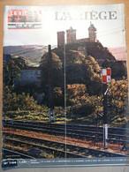 Vie Du Rail 1186 1969 Ariège Montgailhard Foix Oust Niaux Unac Lérida Biros Tour De Carol Tarascon Hospitalet Puymorens - Trains