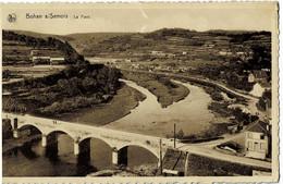 Bohan Le Pont Circulée En 1941 - Vresse-sur-Semois