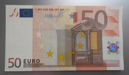 NETHERLANDS 50 Euro 2002  Letter P UNC/aUNC  R046 G1 - 50 Euro