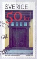 Used Sweden 2020,  Architecture Definitives ( 2020 ) 1V. - Gebruikt