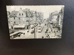 La Panne - De Panne - Zeelaan - Avenue De La Mer - Tram - Old Timer - De Panne