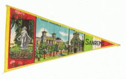 Fanion En Tissu  - SANREMO, Casino Municipale , Primavera,.. - Italie/ Italia  -  Tourisme, Voyage, Vacances, ...( Fr83) - Andere