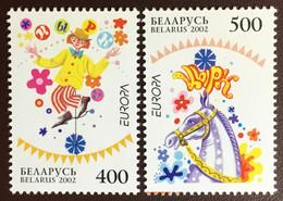Belarus 2002 Europa MNH - Bielorrusia