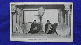 Umbrella Making Old Japan Japan - Non Classificati