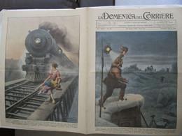# DOMENICA DEL CORRIERE N 34 / 1934 ESPLORATORE BYRD / MANOVRE / GIAPPONE 1934 - Prime Edizioni