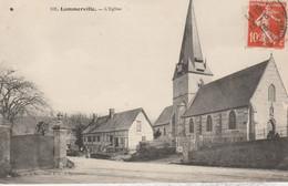 76 - LAMMERVILLE - L' Eglise - Other Municipalities