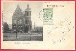 C.P. Nimy  = Maison  Communale - Mons