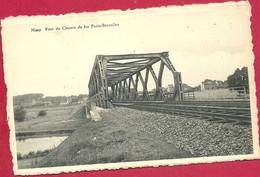 C.P. Nimy  = Pont  Du  Chemin  De Fer  Paris-Bruxelles - Mons