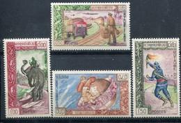 Laos    (Royaume)     82/85 ** - Laos