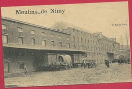 C.P. Nimy  =  Moulin - Mons
