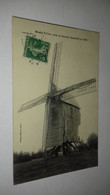 CARTE SARCUS MOULIN TELLIER CONSTRUIT EN 1916 - Altri Comuni