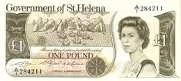 SAINT HELENA P.  9a 1 P 1981 UNC - Saint Helena Island