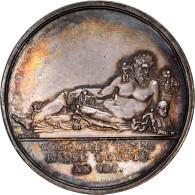 France, Médaille, Napoleon I, Conquête De La Basse-Égypte, An VII (1798) - Autres